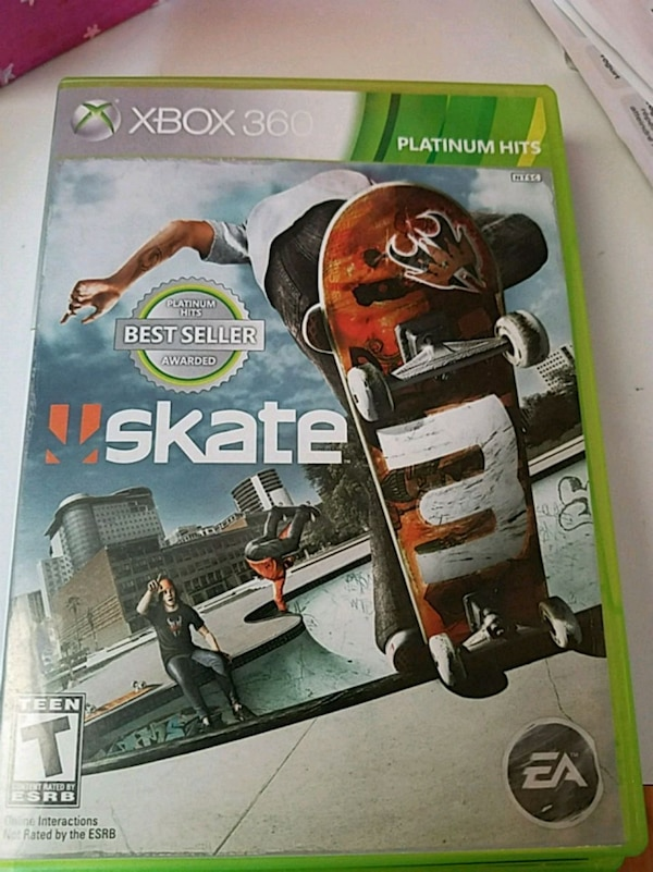 ddfa87f09 Used Xbox 360 Skate 3 game for sale in Buford - letgo