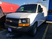 2008 Chevrolet Express Cargo 3500 Extended Temple Hills