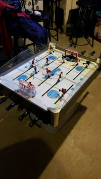 white and blue foosball table Brampton, L6R 0E5