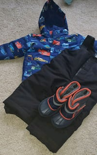 toddler's assorted clothes Indian Head, 20640