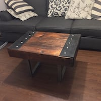 Wood coffee table Toronto, M9W 3M9