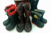 (93) Rain Boots for girls from $6 Etobicoke