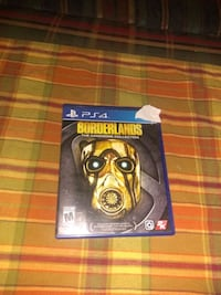 Borderlands the handsome collection Ps4 game Summerville