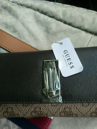 black and gray leather wallet Anchorage, 99504