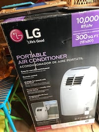 Portable air conditioner. Firm on price