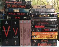 RARE HORROR VHS BETA DVDs Movies Vintage Toronto, M6N 2H4