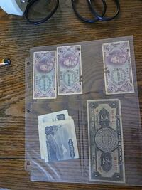 Military currency , old  Waterford, 95386