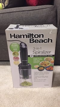 Spiralizer - never used Silver Spring, 20901