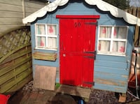red and white wooden cabinet Bristol, BS13 7SB