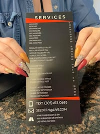 50% off Nail Services for first time clients in Las Vegas Las Vegas
