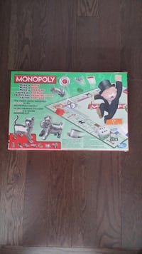 BN Monopoly Board Game
