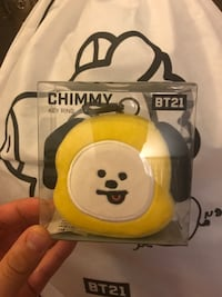 Bts BT21 CHIMMY KEY RING Centreville, 20120