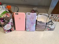 Phone cases all for 5.00 dollars 916 mi