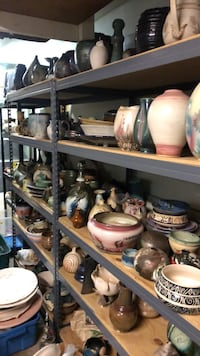 Original Pottery Work Southfield