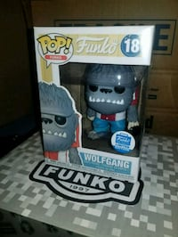 Wolfgang funko shop exclusive (FIRM PRICE) Toronto, M1L 2T3