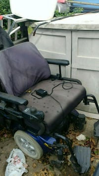 black and gray electric wheelchair Erie, 16506