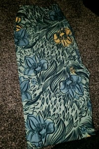 Lularoe leggings OS - floral Channahon
