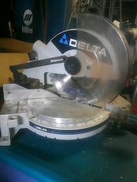 """Delta 10"""" compound miter saw Shelby charter Township, 48317"""