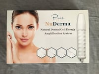 NuDerma Natural Dermal Cell Energy Amplification System