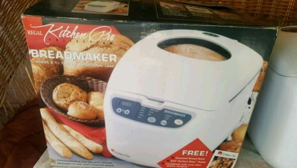 Regal Kitchen Pro Breadmaker