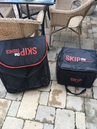 Delivery Bags! Commercial Grade Whitby, L1N