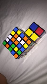 5x5 Rubik's cube and 2x2 Rubik's cube(Perfect Condition) Bradford, L3Z 2B9