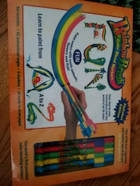 Color blend markers Netcong, 07857