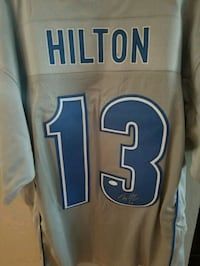 Ty Hilton signed Jersey with authenticity  Parma, 44134
