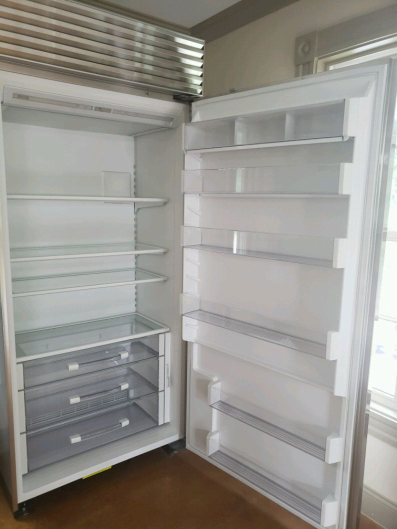 used selling sub zero all fridge all freezer for sale in somerset rh tr letgo com