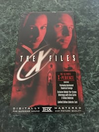 X- Files vhs sealed Milford, 18337