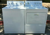 Kenmore Elite King Size Capacity Washer and Dryer