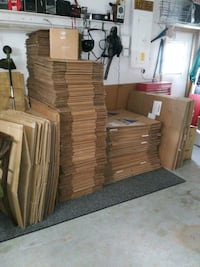 Moving boxes used New Port Richey, 34653
