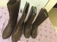 Winter leather boots new with tag Hackettstown, 07840