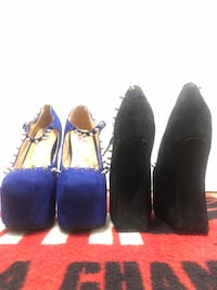 (',') 2 Pairs Of Wedge Platforms For $100 Whitchurch-Stouffville, L4A 1G5