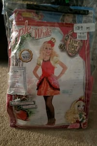apple white costume for kids  Pickering, L1W 2P4