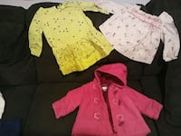 Baby winter coat and clothes Bensenville, 60106