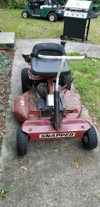 red and black riding mower Ocala, 34470