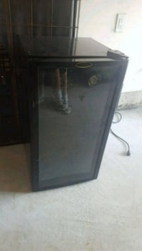 black single-door refrigerator New Tecumseth, L0G 1W0