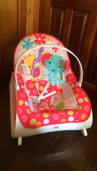 Vibrating baby chair Lindsay, K9V 1E5