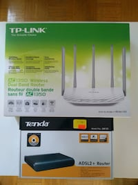 Modem + Wifi Router CHATHAM