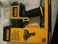 black and yellow Dewalt power tool in box Silver Spring, 20906