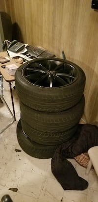 Lorenzo rims and tires
