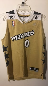 Washington Wizards Basketball Jersey Fairfax, 22031
