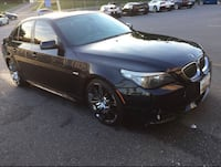 BMW - 5-Series - 2009 Silver Spring, 20906