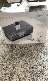 TEAC GR-10i Hi-Fi Table Radio Las Vegas, 89141