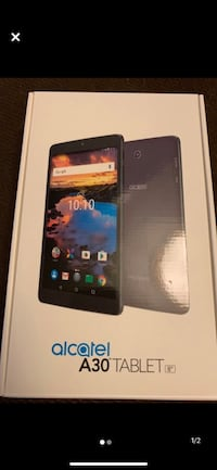 "Alcatel A30 Tablet (8"") 16 GB - NEVER USED  Toronto, M4V 1B4"