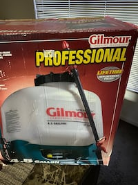 Gilmour liquid bug, gardening, chemical sprayer