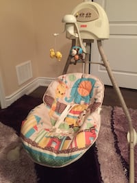 Fisher price swing  Brampton, L6P 2R8