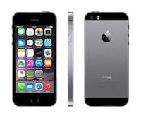 space gray iPhone 5s  539 km