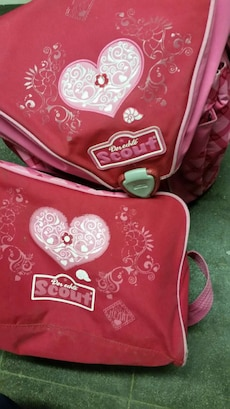Rosa Scout Tasche